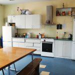 Virtuvė (1-ame aukšte, prie salės)