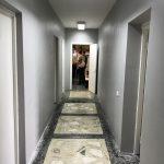 Dar dažais kvepiantis koridorius