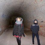IV-ojo forto tuneliuose